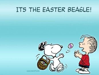 Easter-beagle-Snoopy
